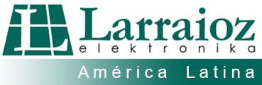[:es]Larraioz Elektronika América Latina Logo LEIAM[:]